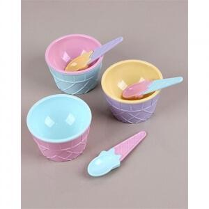 Piev 3 Lü Dondurma Seti