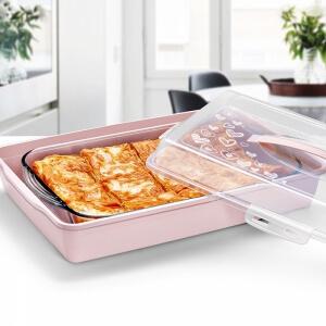 Urve Pasta Börek Taşıma Kabı Lila