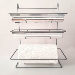 Piev Metal Krom Streçlik Kağıt Havluluk Folyoluk