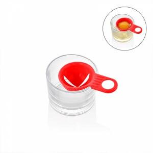 Piev Kırmızı Yumurta Süzgeci