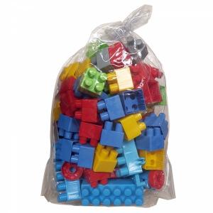 Neşeli Bloklar 120 Parça Lego Seti