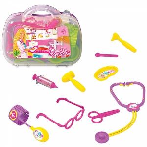 Dede Barbie Lila Doktor Çantası Seti