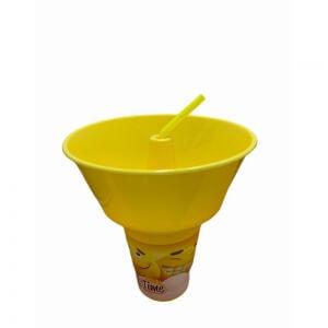 Tuffex 2 si Birarada Bardak Çerezlik Sarı