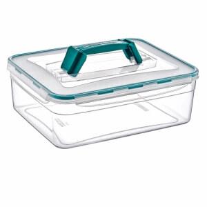 Plastart Saplı Fresh Box Saklama Kabı 5.5 Lt
