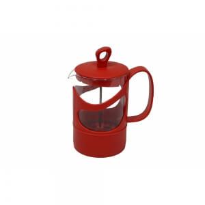 Herevin Çay ve Kahve Presi Kırmızı 660 Ml