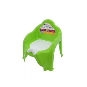 Follow Me Potty Lazımlık Yeşil